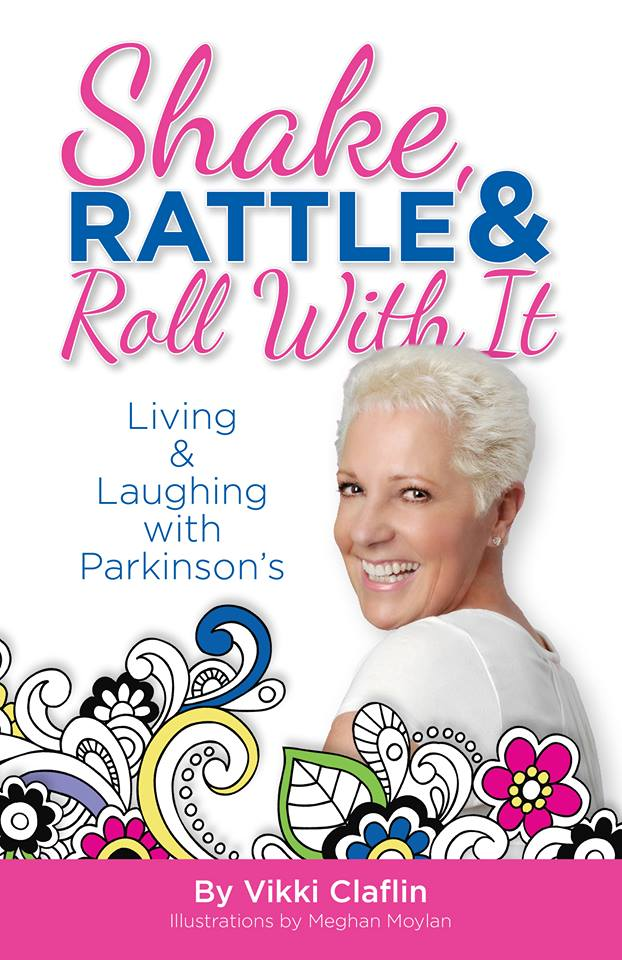 Meet Vikki Claflin of Laugh Lines & Author of Shake, Rattle & Roll With It